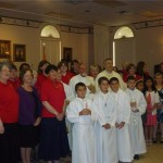 Christ the King Choir 6