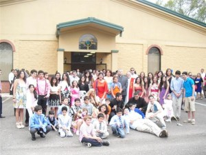 Palm Sunday 2010 5